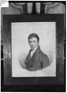 Portret van Paul Engelbrecht van Hangest d' Yvoy (1776-1843)