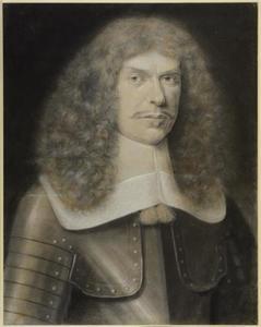 Portret van Johann Georg II, keurvorst von Sachsen (1613-1680)