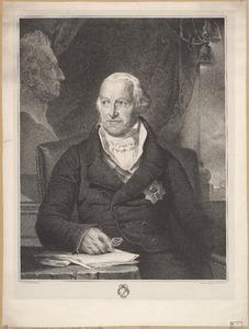 Portret van Joan Cornelis van der Hoop (1742-1825)