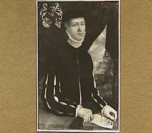 Portret van een onbekende man, mogelijk uit het geslacht Van Gratinga