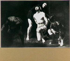 Bespotting van Christus [Matteus 26:36-56; Markus 14:32-52; Lukas 22:39-53; Johannes 18:1-12]