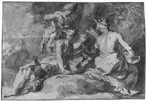 Venus, Bacchus en Ceres