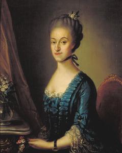Portret van Esther Lopes Suasso (1739-1821)