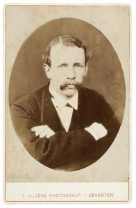 Portret van mogelijk Martinus van Doorninck
