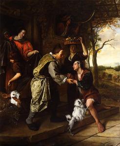 De terugkeer van de verloren zoon (Lucas 15:18-24)