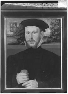 Portret van Joachim Hermansz. Rendorp (1535- )