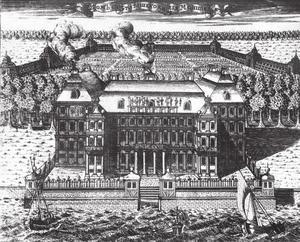 Landhuis van prins Aleksandr Mensjikov