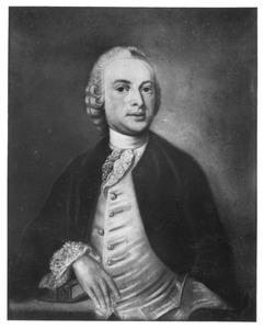 Portret van Maximiliaan Jacob de Man (1731-1785)
