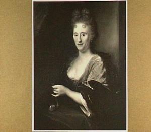 Portret van Maria Calkoen (1674-1728)