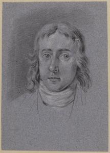 Zelfportret van Derk Anthony van der Wart (1767-1824)