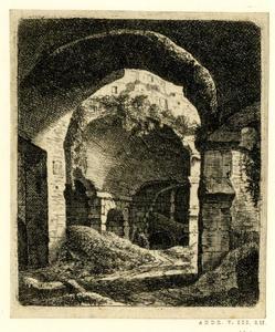 Gewelf in het Colosseum