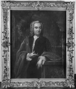 Portret van Hendrik Verbeek (1709-1788)