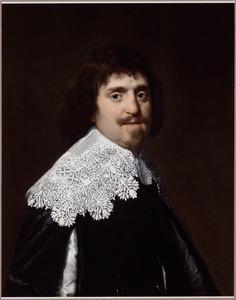 Portret van een man, mogelijk Nicolaas Duval