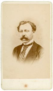 Portret van Pieter Cornelis Visser (1821-1896)