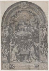 Kroning van de Heilige Maagd