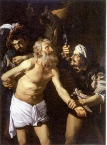 Het martelaarsschap van de H. Bartholomeus