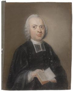 Portret van Jean Guiot (1710-1778)