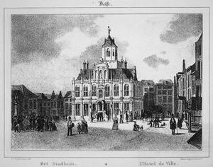 Het stadshuis