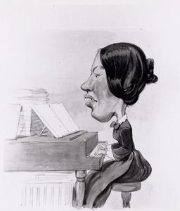 Portret van Elias