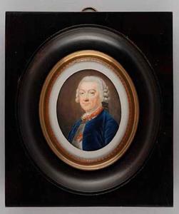 Portret van Johan François van Hogendorp (1700-1779)