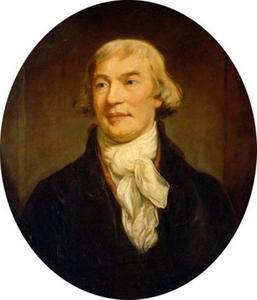 Portret van Noel Joseph Desenfans (1744-1807)