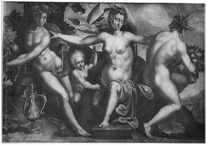 Sine Cerere et Baccho friget Venus (Terentius, Eunuchus, 4:732)