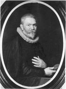 Portret van Hendrick van Os (?-?)