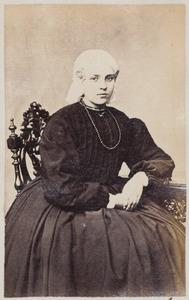 Portret van Janna de Jong (1849-1919)