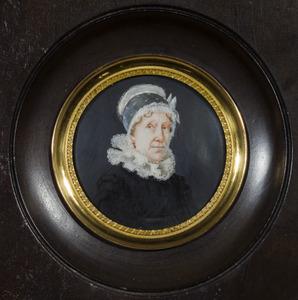 Portret van Cornelia Petronella Mogge Pous (1765-1837)