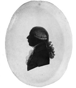 Portret van Jan Everard Reuvens (1763-1816)