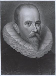 Portret van an Six van Chandelier (1620-1695)