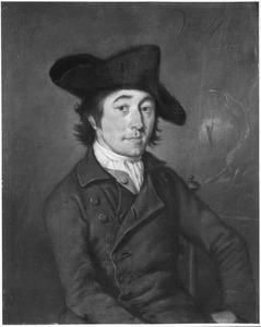 Portret van Wouterus de Nooy (1758-1826)