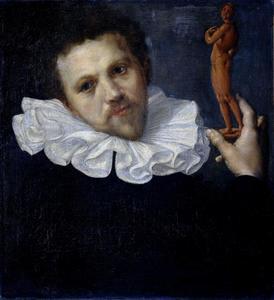 Portret van Paulus van Vianen (?-?)
