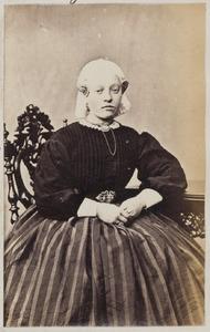 Portret van Janna Lourens van der Mey (1843-1925)