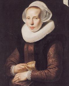 Portret van een rouw