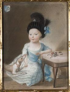 Portret van Christian Hendrik Jacob Pielat van Bulderen (1775-1807)