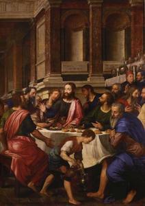 Het Laatste Avondmaal (Mattheus 26: 21-35)