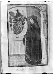 Portret van Willem van Egmond (1412-1483)