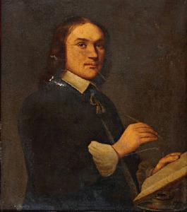 Portret van Simon Breur (1637-....)