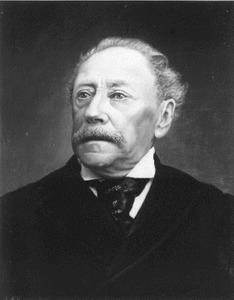 Portret van Nathan Judels (1814-1903)