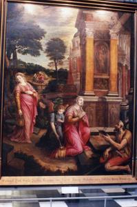 Het leven van de Heilige Goedele