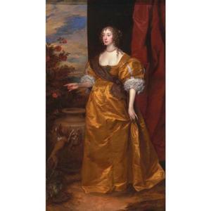 Portret van Anne Killigrew (1607-1641), echtgenote van George Kirke