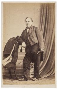 Portret van Johannes Fredericus van Hengel (1811-1892)