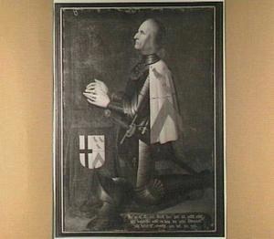 Portret van Gozen van Rossum (?-1504)