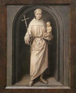 De H. Antonius en het Christuskind