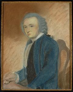 Portret van Adolf Woesthoven (1735-1801)