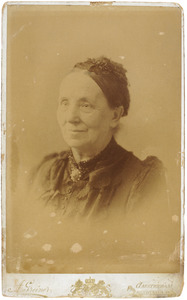 Portret van Caroline Bonhomme (1826-1894)