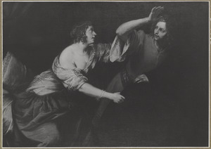 Josef en de vrouw van Potiphar (Genesis 39:7)