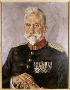 Portret van Herman Johan Antoine Feber (1867-1940)