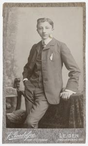 Portret van Vilders